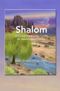 Shalom: A Congregational Guide to Jewish Meditation by Rabbi Dr. Leslie Schotz