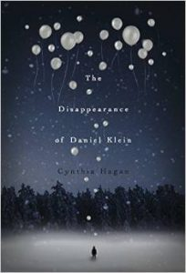 The Disappearance of Daniel Klein by Cynthia Hagan