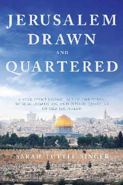 jerusalem drawn and quartered by sarah tuttlesinger