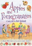 Poster for Apples and Pomegranates: A Rosh Hashanah Seder (High Holidays) by Rahel Musleah and Judy Jarrett Gier