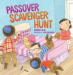 Poster for Passover Scavenger Hunt by Shanna Silva and Miki Sakamoto