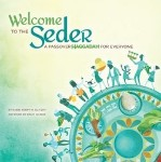 Poster for Welcome to the Seder: A Passover Haggadah for Everyone by Rabbi Kerry M. Olitzky and Rinat Gilboa